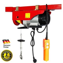 Παλάγκο γερανάκι ηλεκτρικό 500 - 1000 ΚG 18m