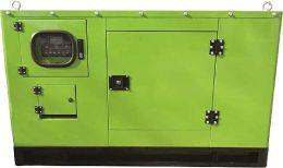 Γεννήτρια πετρελαίου κλειστού τύπου  GF3-10 11,3KVA υδρόψυκτη 1500στροφές
