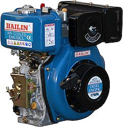 Hailin HL178FAE-P2 Κινητήρας Diesel 306cc/6hp (Με Πάσο)