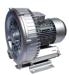 Turbine blower αναρρoφητήρας ή φυσητήρας 5,5kw made in italy