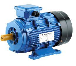 Ηλεκτροκινητήρας 380V / 1400 RPM τριφασικός τύπου MEC80 , αξονας 19 - 6 , 1HP