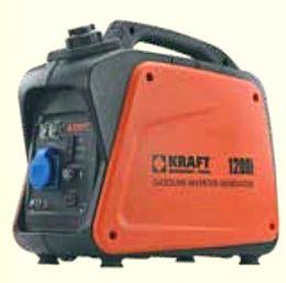 Ηλεκτρογεννήτρια βενζίνης Inverter φορητή 700 Watt