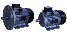 Ηλεκτροκινητήρας 1400 στροφών τριφασικός 5.5hp 28mm soga ιταλίας