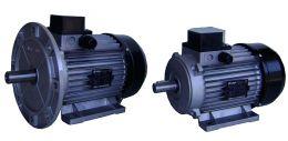 Ηλεκτροκινητήρας 1400 στροφών τριφασικός 7.5hp 38mm soga ιταλίας