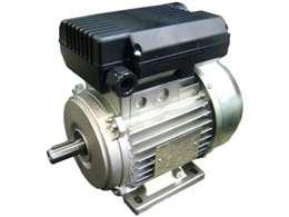 Ηλεκτροκινητήρας μονοφασικός 2800 στροφών 5.5hp ιταλίας