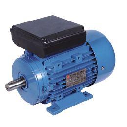 Ηλεκτροκινητήρας 220V / 1400 RPM-IP55 μονοφασικός τύπου MEC71 , αξονας 14 - 5 , 0,5 HP