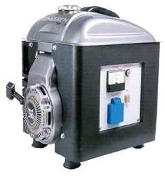 Ηλεκτρογεννήτρια βενζίνης τετράχονη 2hp με ντεπόζιτο 4.4 λίτρα