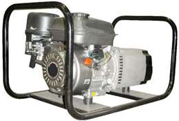 Ηλεκτροπαράγωγα ζεύγη 220V βενζίνης τετράχρονα με σταθεροποιητή τάσης 6kva 13hp με μίζα