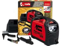 Ηλεκτροσυγκόλληση Inverter FORCE 125 TELWIN