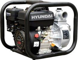 Αντλία Επιφανείας Βενζινοκίνητη Υψηλής Πιέσεως HP-200D 6,5Hp Hyundai διβάθμια