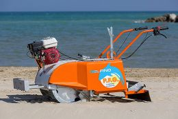 Μηχάνημα καθαρισμού ακτών – παραλιών PFG Delfino