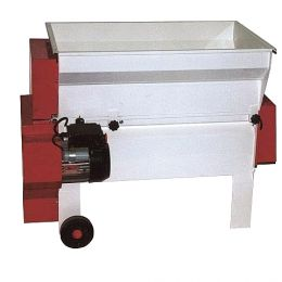 Φυγοκεντρικός Σπαστήρας 220V Enoitalia με Διαχωριστήρα & Αντλία Jolly 35 2.5 hp βαμμένο made in italy