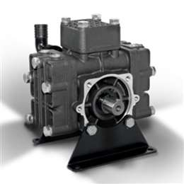 KAPPA 32 1C μεμβρανοφόρα με έναν άξονα 30ATM και παροχή 36 λίτρα/λεπτό