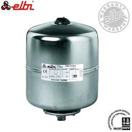 Δοχείο πιεστικών συγκροτημάτων κάθετο elbi INOX 60 lit italy