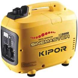 KIPOR - IG 2000 Βενζινοκίνητη Inverter ηλεκτρογεννήτρια 2.0 KVA