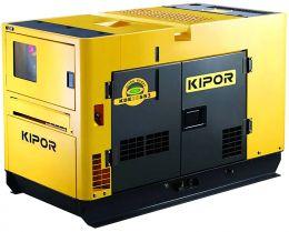 Γεννήτρια πετρελαίου Kipor KDE 20SS3