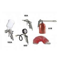 Κιτ εργαλεία αέρος 5 τεμαχίων GAV Ιταλίας