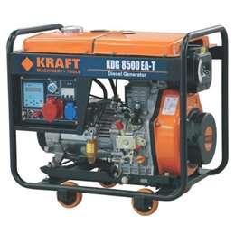KRAFT KDG 8500 EA-T Γεννήτρια Πετρελαίου Τριφασική Εφεδρείας