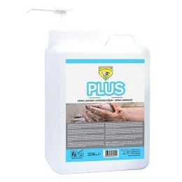 Κρέμα καθαρισμού χεριών PLUS 5000 ml