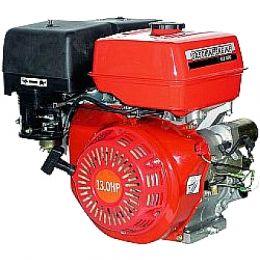 KUMATSUGEN Κινητήρας βενζίνης με σφήνα ΚΒ200D3 6.5Hp