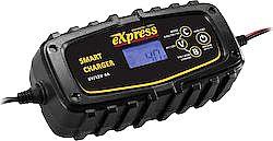 Αυτόματος φορτιστής μπαταριών Express 6/12V 4A