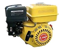 ΒενζινοΚινητήρας Lian Long LL168F1 6.5hp ΑΞΟΝΑ ΣΦΗΝΑ/ΦΙΛΤΡΟΥ ΛΑΔΙΟΥ