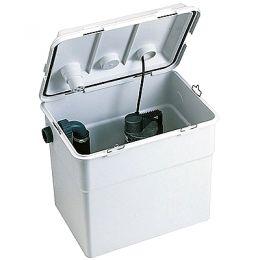 Αυτόματο φρεάτιο 30lt για συλλογή και ανύψωση απόβλητων