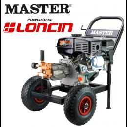 Τροχήλατο πλυστικό συγκρότημα υψηλής πίεσης MASTER LW186