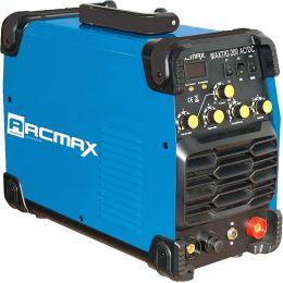 Ηλεκτροσυγκόλληση Tig 200 AC/DC maxtig 200