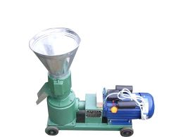 Ηλεκτροκίνητη μηχανή παραγωγής Pellet με ισχύ 3 KW