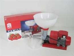 Ηλεκτρική Μηχανή για Σάλτσα Ντομάτας Grifo SP2FEL 0.25hp 130kg/h made in italy