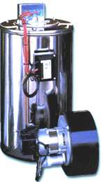 Aνοξείδωτος καυστήρας ζεστού νερού A3 1500 lt/hr