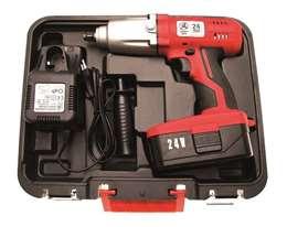 Μπουλονόκλειδο 1/2 επαναφορτιζόμενο 24 volt - 450 Nm