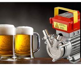 Αντλία μετάγγισης μπύρας υψηλών θερμοκρασιών εώς 95 βαθμούς inox 0.5hp