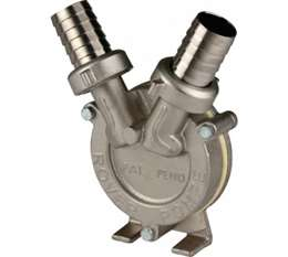 Αντλία μεταγγίσεων ανοξείδωτη ελεύθερου άξονα Drill ROVER D25