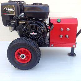 Ελαιοραβδιστική γεννήτρια 10-28V OLInova με κινητήρα BRIGGS & STRATTON 6.5HP