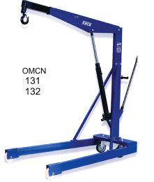 OMCN ART 131 Υδραυλικό γερανάκι συνεργείου 500 kg