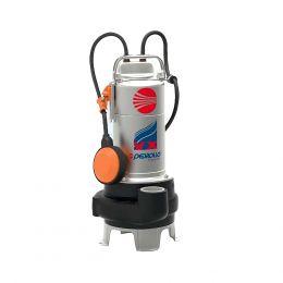 PEDROLLO Αντλία λυμάτων vortex 1HP 220V VXM 10/50