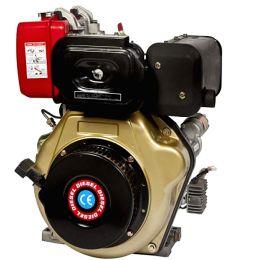 Κινητήρας πετρελαίου αερόψυκτος με μίζα LD178F 7HP ΚΩΝΟΣ 23 mm για Σκαπτικά Ιταλίας