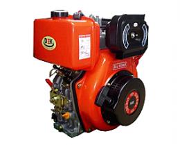 Κινητήρας πετρελαίου Interpower - F210 - 4,2 hp - Κώνος - 19 mm