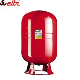 Δοχείο πιεστικών συγκροτημάτων κάθετο ELBI 200 lit italy