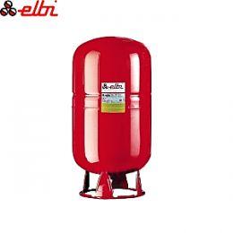 Δοχείο πιεστικών συγκροτημάτων κάθετο ELBI 60 lit italy