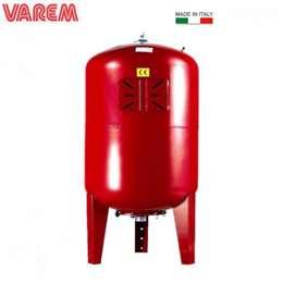 Δοχείο πιεστικών συγκροτημάτων κάθετο VAREM 80 lit italy