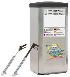 Πιεστική μηχανή Self Service 0-120bar 3,0HP
