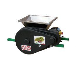 Σπαστήρας φρούτων ΙΝΟΧ ηλεκτροκίνητος 430x360mm GRIFO PIPMO