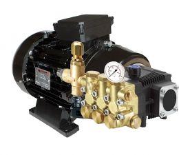 Πιεστική μονάδα υψηλής πίεσης 200Bar/15lt/min