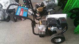 Επαγγελματικό βενζινοκίνητο πλυστικό 6,5Hp 193bar 678 lit/hour