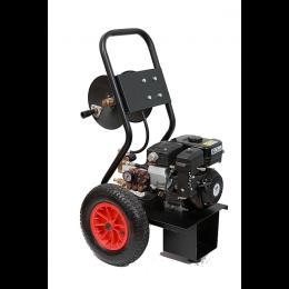 Πλυστικό μηχάνημα βενζινοκίνητο 6hp subaru 200 bar 13lit made in italy