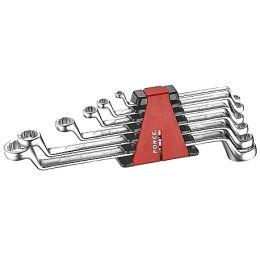Πολύγωνα κλειδιά ΙΝΤΣΑ με offset 75° 6 τεμαχίων