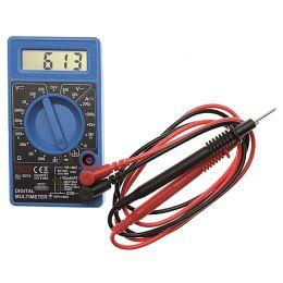 Πολύμετρο ψηφιακό με 3 led